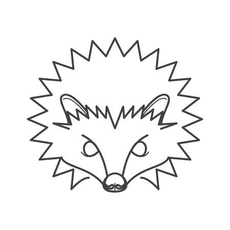 hedgehog Vetores