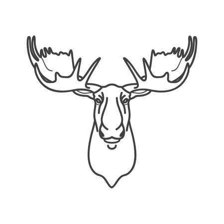 moose Zdjęcie Seryjne - 75043617