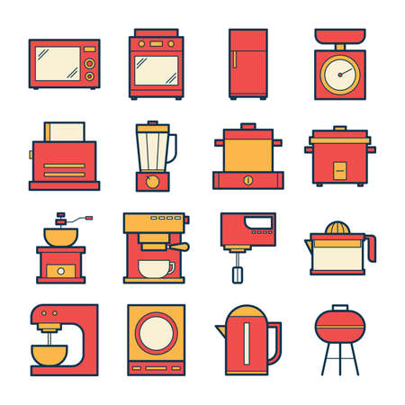 barbecue stove: Kitchen appliances collection