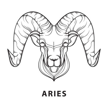 Aries Banque d'images - 73993373