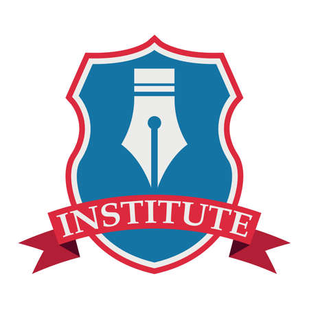 institute logo element