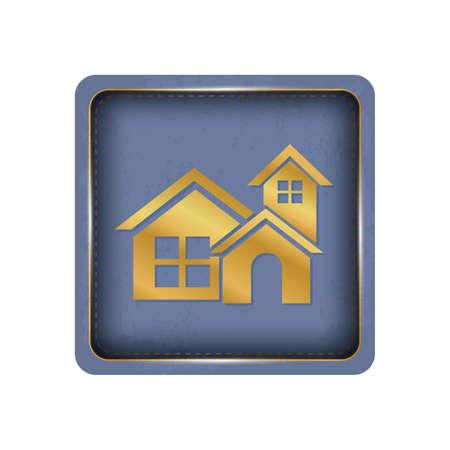 house button design