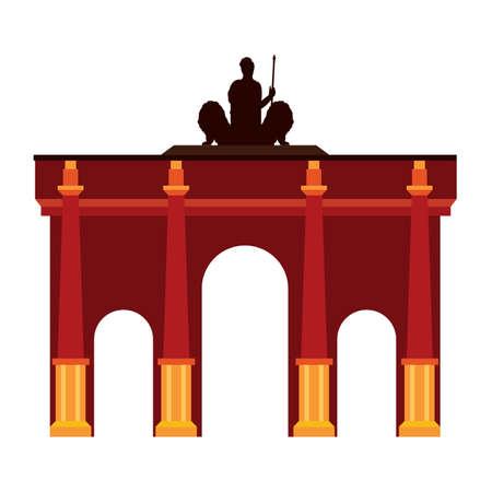 siegestor in munich