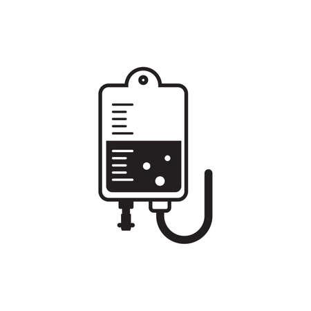 blood transfer: blood bag
