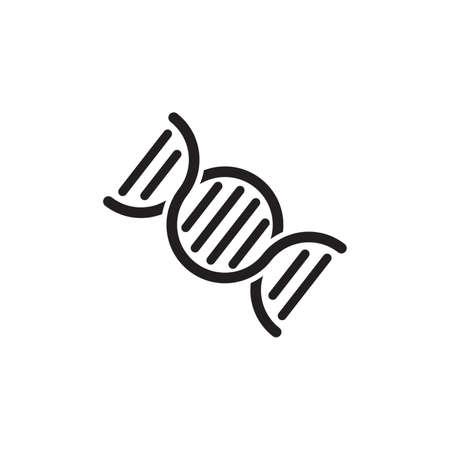 nucleotides: dna structure Illustration