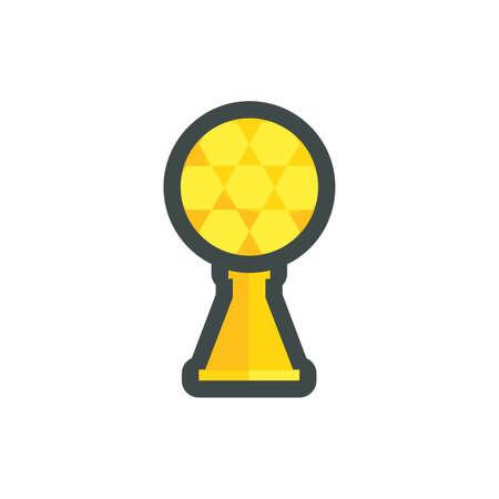 soccer: soccer trophy
