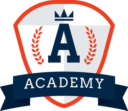 academy logo element