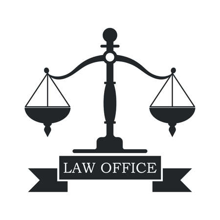 firma: law office logo element