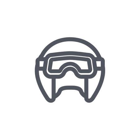 ゴーグル ヘルメット