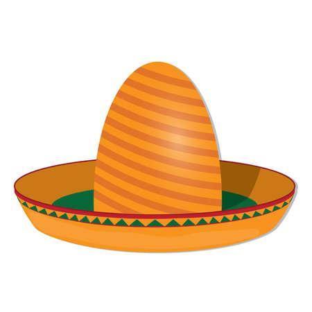 sombrero hat Vectores
