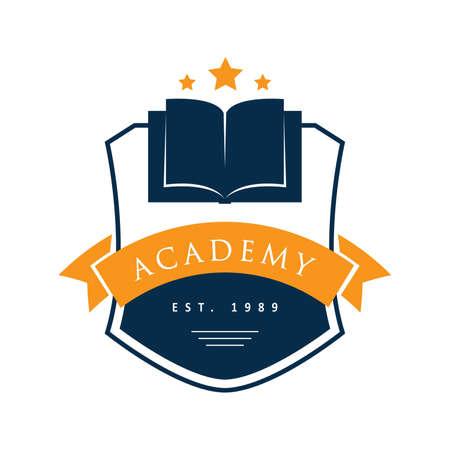 Élément de logo de l'académie