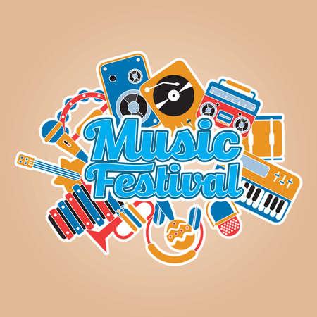 music festival design