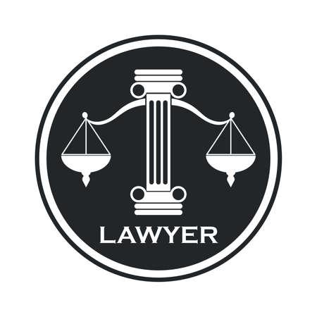 lawyer logo element