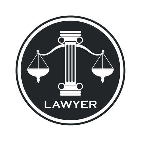 lawyer logo element