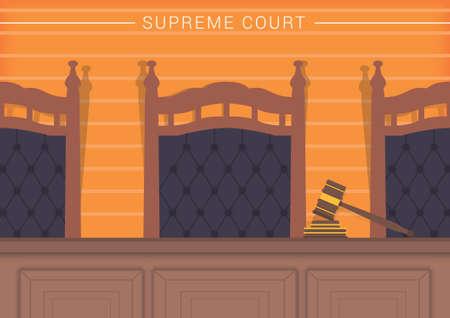supreme court: supreme court design