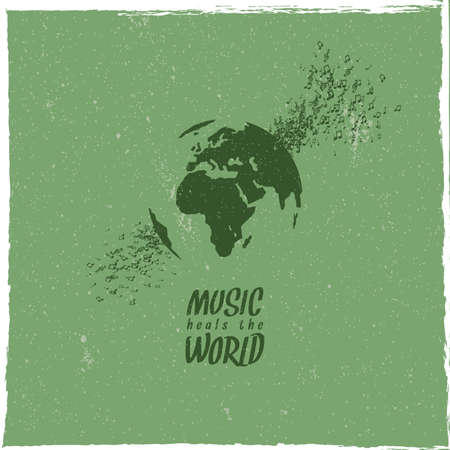 Music heals the world.