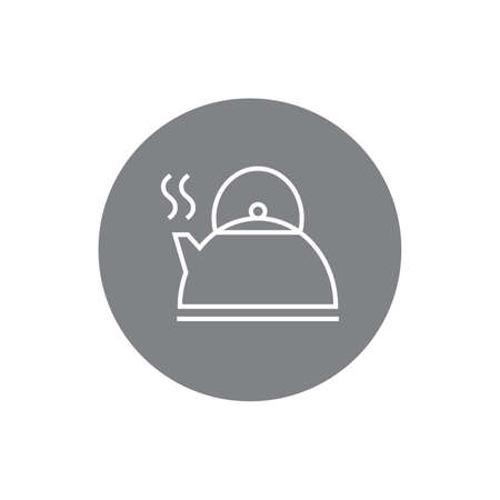 eletrical: Kettle icon.