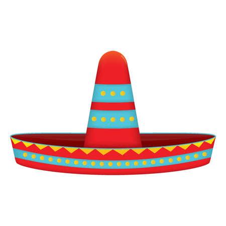 sombrero hat Illustration