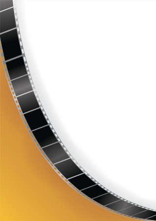 Striscia di pellicola Archivio Fotografico - 74383176