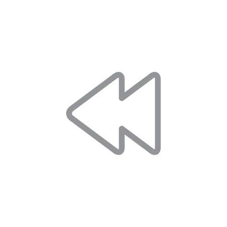 rewind: Rewind icon.