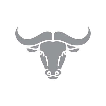 Buffalo icon.