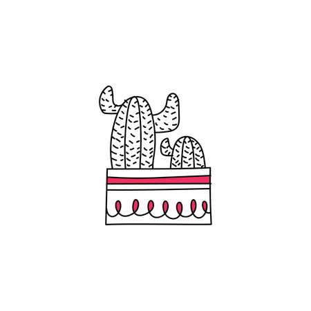 potting soil: Cactus icon