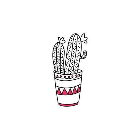 Cactus pictogram