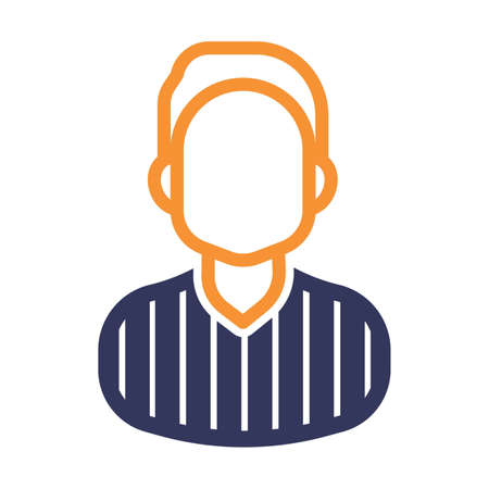 umpire: referee icon