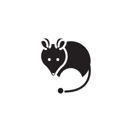 Mouse icon Illustration
