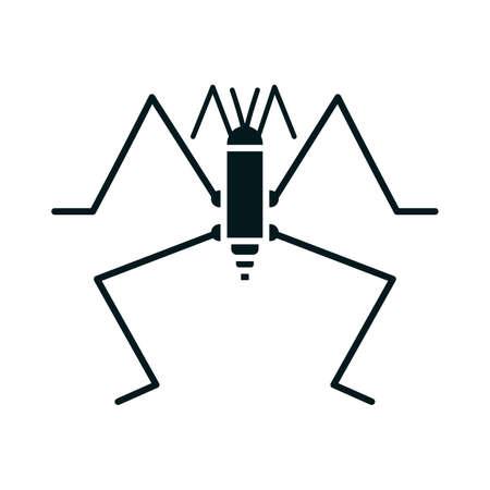 Water strider icon