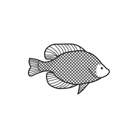 fish Stock Vector - 74440347