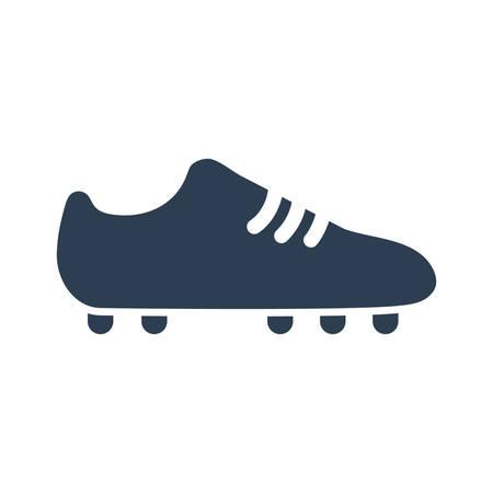 Voetbal schoenplaatjes pictogram