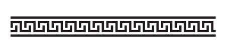 greek pattern border design