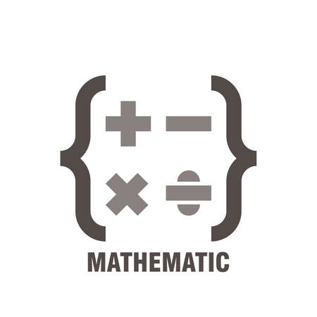 mathematic subject icon
