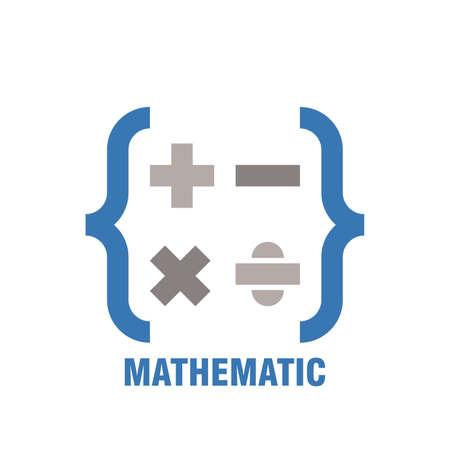 数学主題アイコン
