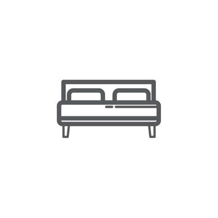 bedchamber: bed