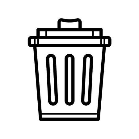 쓰레기통 스톡 콘텐츠 - 76991775