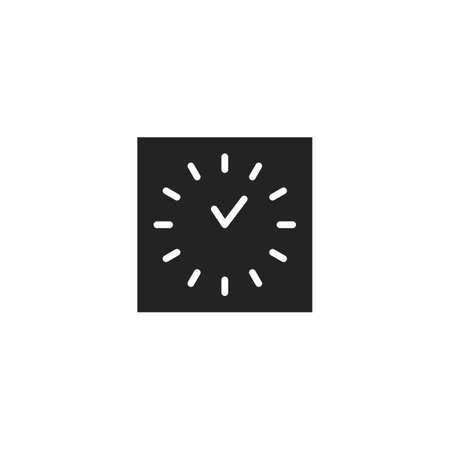 clock icon Imagens - 76965930