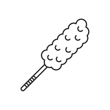 duster: feather duster