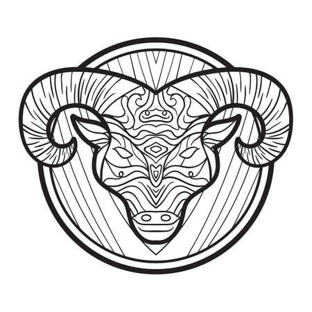 Aries Ilustrace