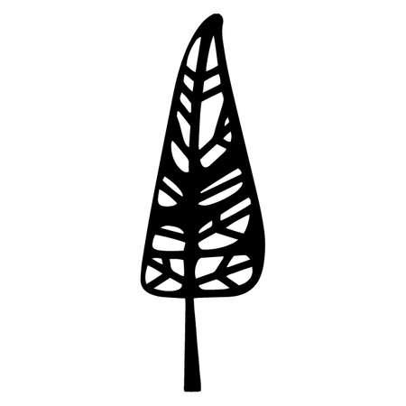 Tree concept Иллюстрация