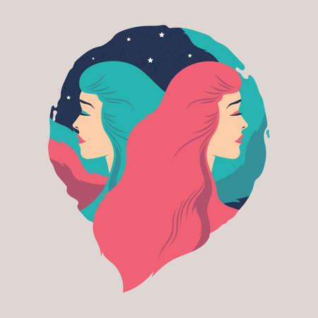 gemini Illustration