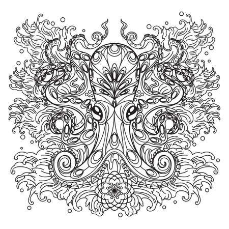 octopus design concept
