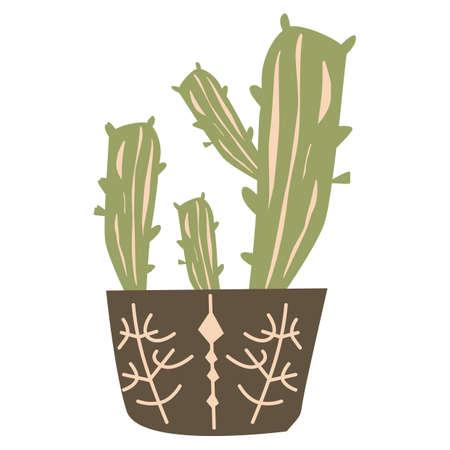 Kaktus-Konzept Standard-Bild - 76964950