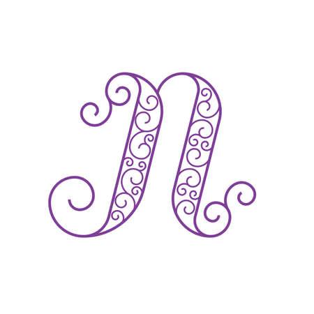 Alphabet N.
