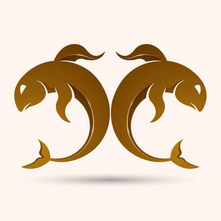 Pisces Stock Vector - 76960701