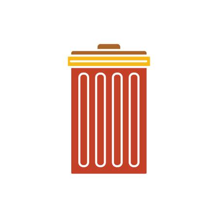 쓰레기통 스톡 콘텐츠 - 76963628