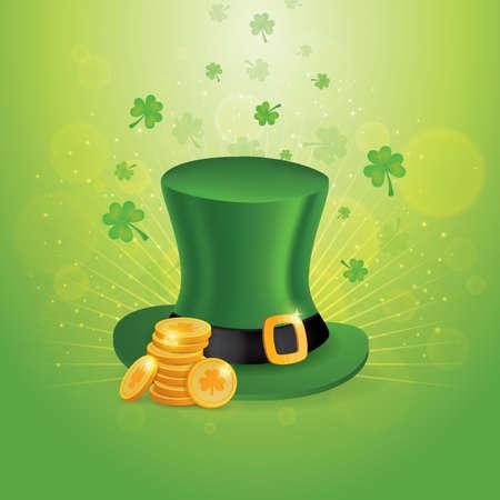 irish background design