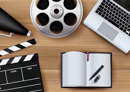 Director workspace design