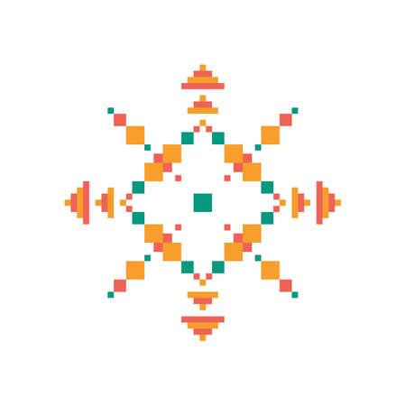 추상적 인 배경 디자인 패턴